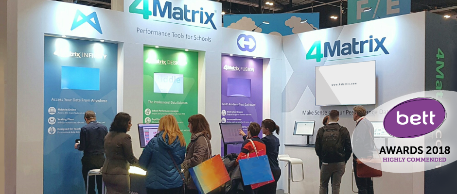 4Matrix at BETT 2019